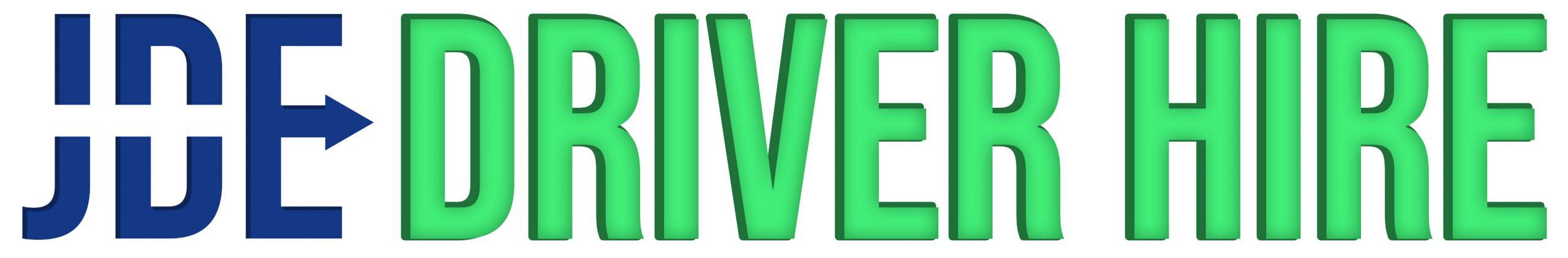 JDE Driver Hire Logo